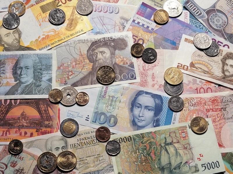 Факторы, способствующие валютным рискам