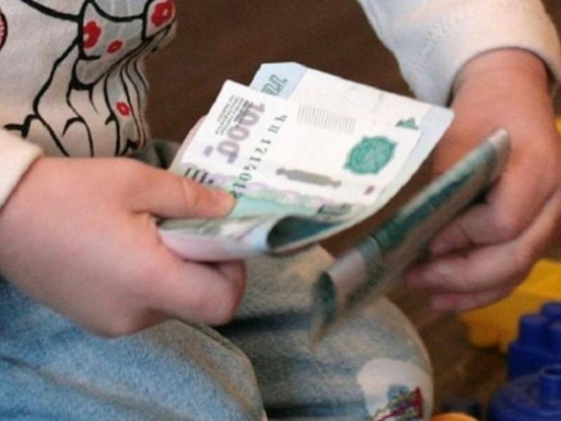 Могут ли приставы арестовать детское пособие?
