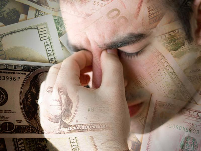 Нехватка финансовых средств в отношениях