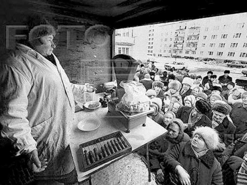 Что погубило экономику бывшего СССР?